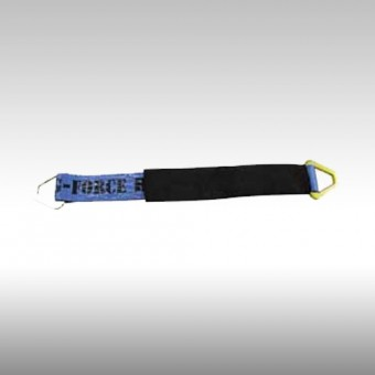 """21""""  SLEEVED AXLE STRAP"""